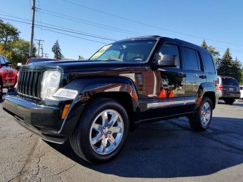 2012 Jeep Liberty for sale at DALE'S AUTO INC in Mount Clemens MI