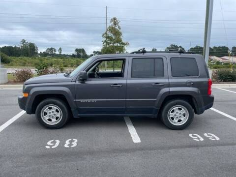 2016 Jeep Patriot for sale at PHIL SMITH AUTOMOTIVE GROUP - MERCEDES BENZ OF FAYETTEVILLE in Fayetteville NC