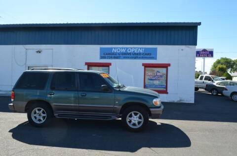 1997 Mercury Mountaineer for sale at CARGILL U DRIVE USED CARS in Twin Falls ID
