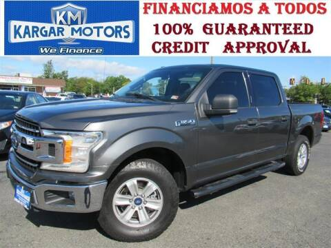 2018 Ford F-150 for sale at Kargar Motors of Manassas in Manassas VA