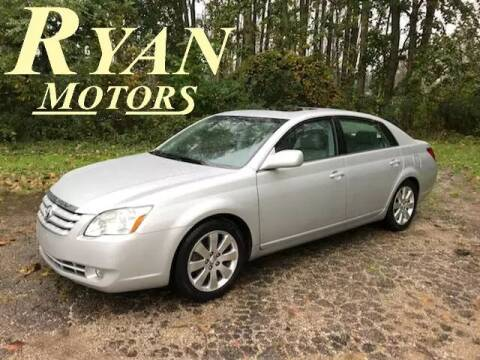 2006 Toyota Avalon for sale at Ryan Motors LLC in Warsaw IN