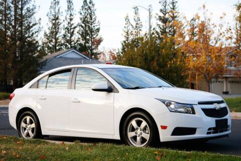 2014 Chevrolet Cruze for sale at California Diversified Venture in Livermore CA