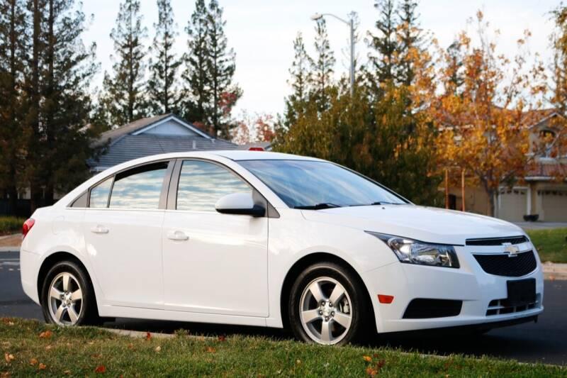 2014 Chevrolet Cruze for sale at California Diversified Venture in Livermore CA