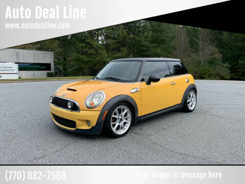 2007 MINI Cooper for sale at Auto Deal Line in Alpharetta GA