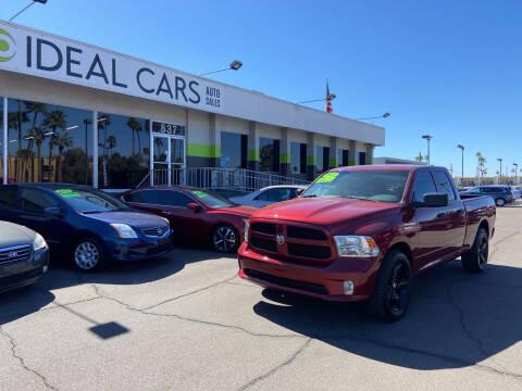 2014 RAM Ram Pickup 1500 for sale at Ideal Cars in Mesa AZ