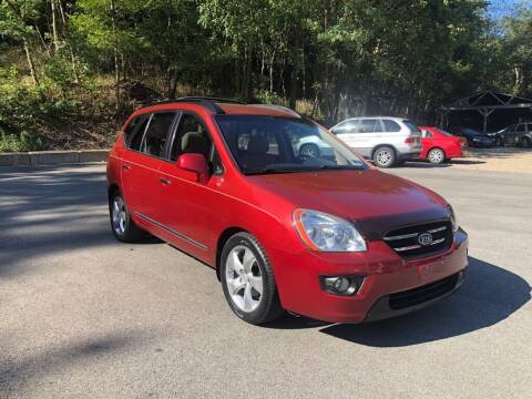 2008 Kia Rondo for sale at Worldwide Auto Group LLC in Monroeville PA