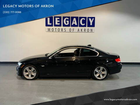2007 BMW 3 Series for sale at LEGACY MOTORS OF AKRON in Akron OH