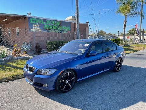2009 BMW 3 Series for sale at Galaxy Motors Inc in Melbourne FL