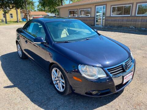 2008 Volkswagen Eos for sale at Truck City Inc in Des Moines IA