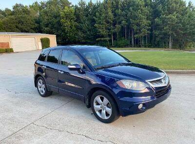 2008 Acura RDX for sale at Two Brothers Auto Sales in Loganville GA