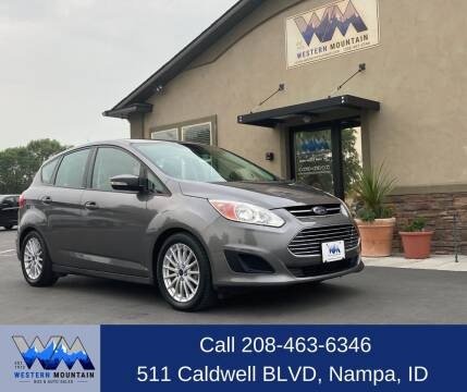 2014 Ford C-MAX Hybrid for sale at Western Mountain Bus & Auto Sales in Nampa ID