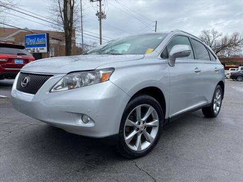 2012 Lexus RX 350 for sale at iDeal Auto in Raleigh NC
