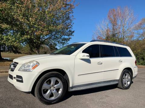2012 Mercedes-Benz GL-Class for sale at LAMB MOTORS INC in Hamilton AL
