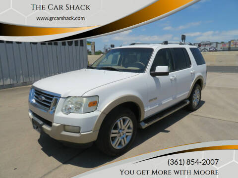 2007 Ford Explorer for sale at The Car Shack in Corpus Christi TX