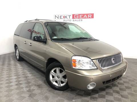 2004 Mercury Monterey for sale at Next Gear Auto Sales in Westfield IN