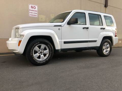 2011 Jeep Liberty for sale at International Auto Sales in Hasbrouck Heights NJ