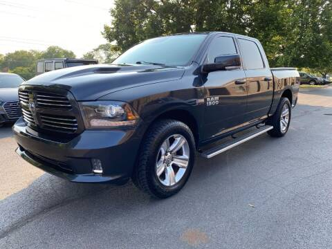2014 RAM Ram Pickup 1500 for sale at VK Auto Imports in Wheeling IL