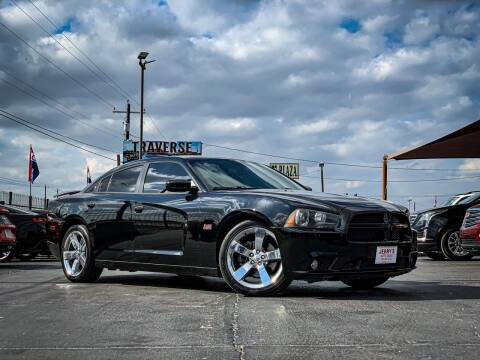 2014 Dodge Charger for sale at Jerrys Auto Sales in San Benito TX