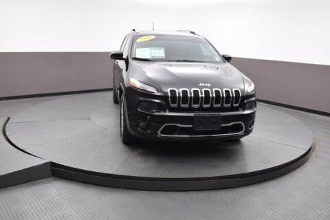 2016 Jeep Cherokee for sale at Hickory Used Car Superstore in Hickory NC