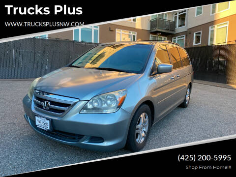 2005 Honda Odyssey for sale at Trucks Plus in Seattle WA