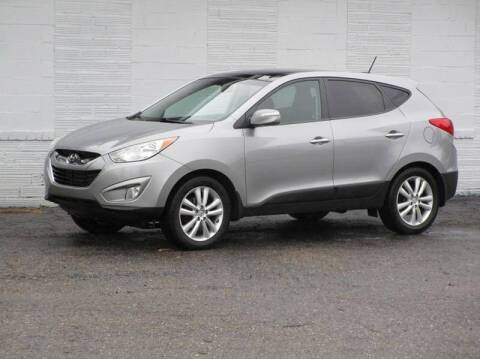 2012 Hyundai Tucson for sale at Kohmann Motors & Mowers in Minerva OH