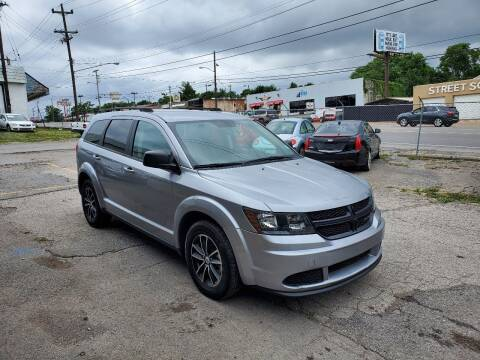 2018 Dodge Journey for sale at Green Ride Inc in Nashville TN