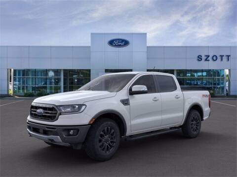 2021 Ford Ranger for sale at Szott Ford in Holly MI