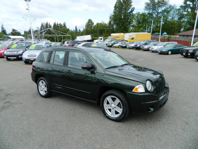 2010 Jeep Compass for sale at J & R Motorsports in Lynnwood WA