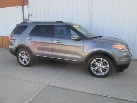 2012 Ford Explorer for sale at Parkway Motors in Osage Beach MO
