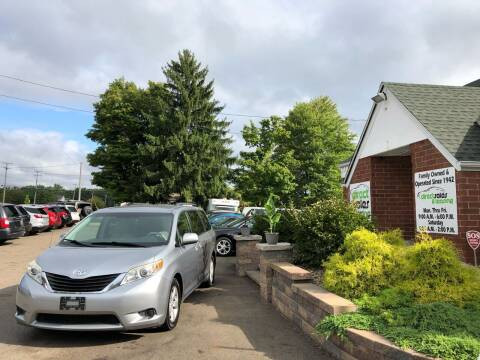 2011 Toyota Sienna for sale at Direct Sales & Leasing in Youngstown OH
