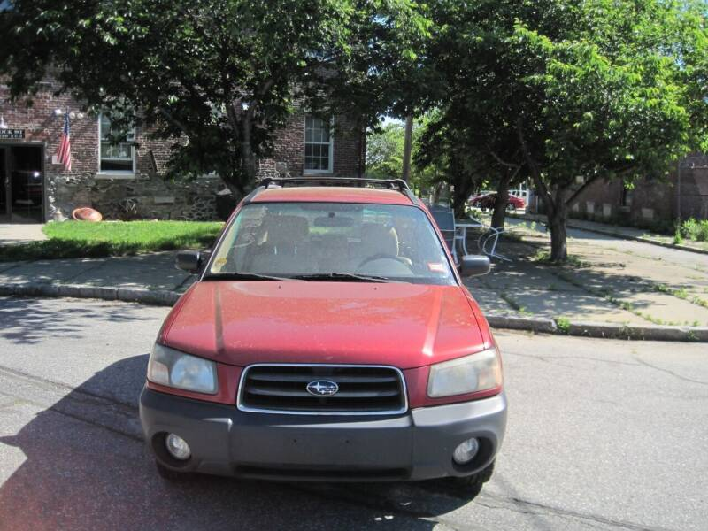 2004 Subaru Forester for sale at EBN Auto Sales in Lowell MA