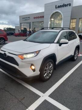 2019 Toyota RAV4 for sale at The Car Guy powered by Landers CDJR in Little Rock AR