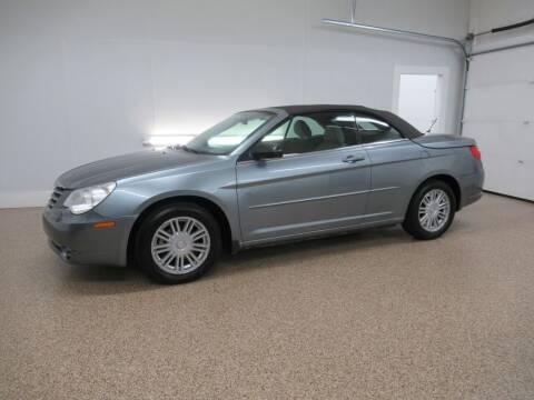 2008 Chrysler Sebring for sale at HTS Auto Sales in Hudsonville MI