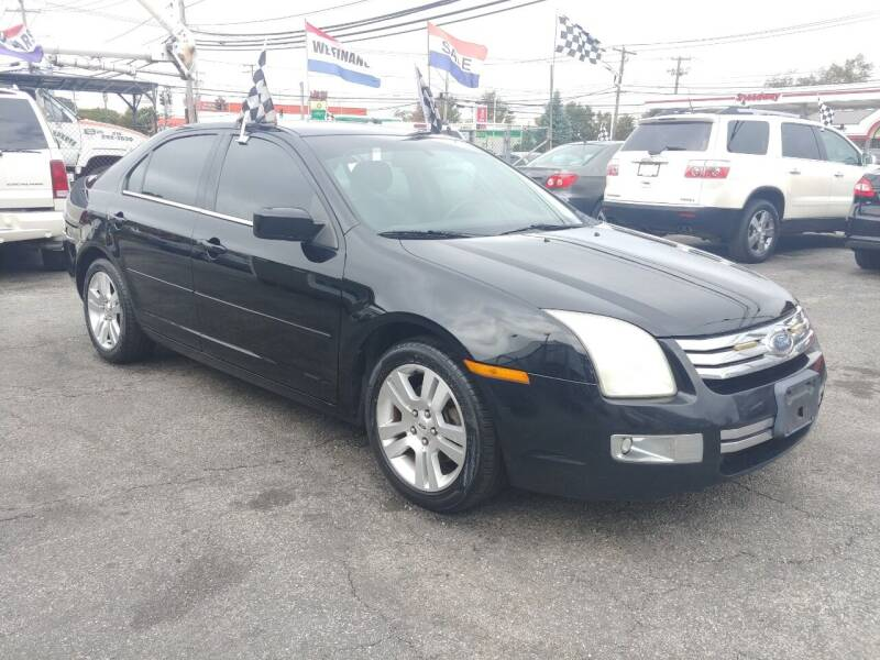 2006 Ford Fusion for sale at Viking Auto Group in Bethpage NY