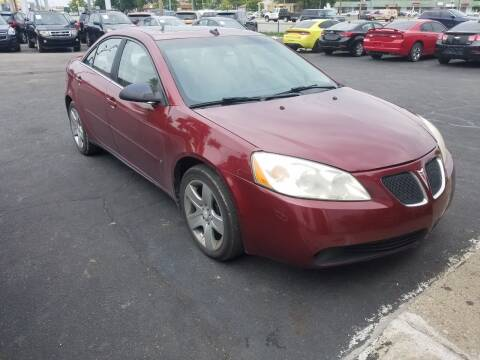 2009 Pontiac G6 for sale at Nonstop Motors in Indianapolis IN
