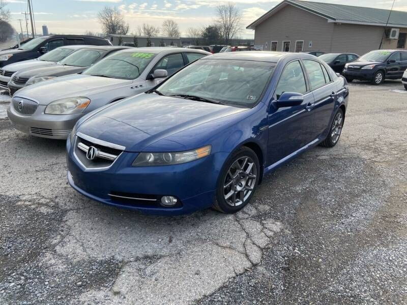 2007 Acura TL for sale at US5 Auto Sales in Shippensburg PA