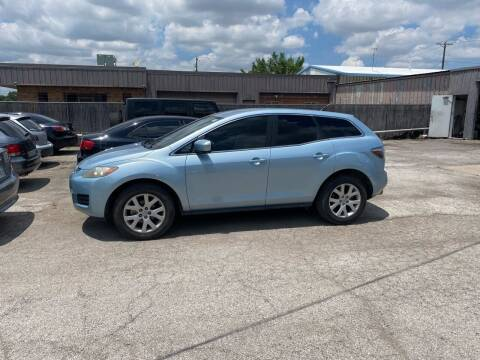 2008 Mazda CX-7 for sale at Shooters Auto Sales in Fort Worth TX