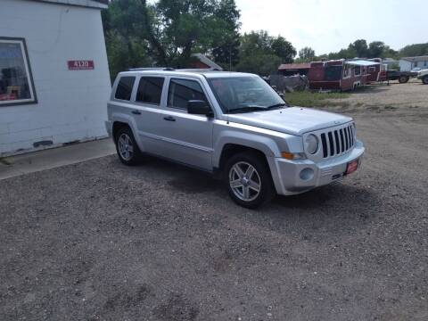2008 Jeep Patriot for sale at Ron Lowman Motors Minot in Minot ND