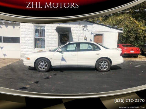 2001 Oldsmobile Intrigue for sale at ZHL Motors in House Springs MO