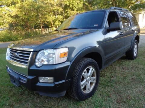 2010 Ford Explorer for sale at Liberty Motors in Chesapeake VA