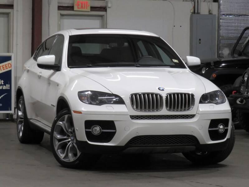 2011 BMW X6 for sale at CarPlex in Manassas VA