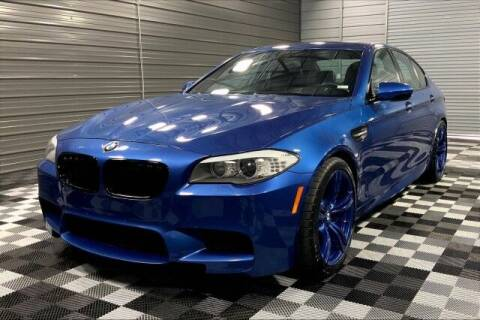 2013 BMW M5 for sale at TRUST AUTO in Sykesville MD
