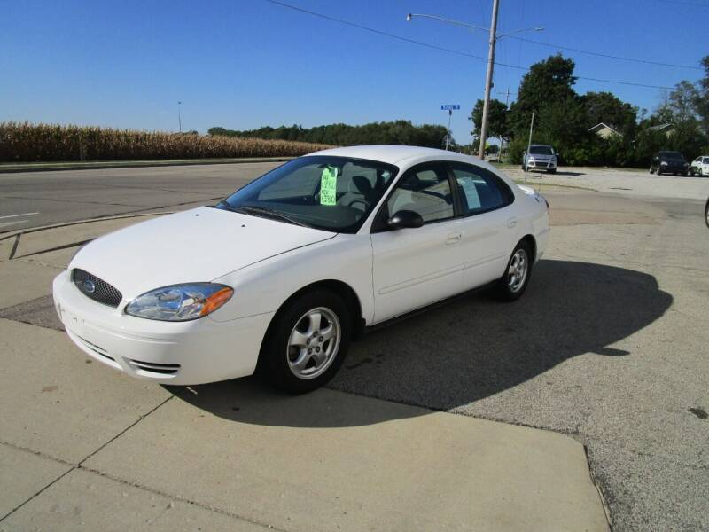 2005 Ford Taurus for sale at Dunlap Motors in Dunlap IL