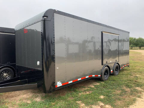 2021 CARGO CRAFT 8.5X22 AUTO CARRIER for sale at Trophy Trailers in New Braunfels TX