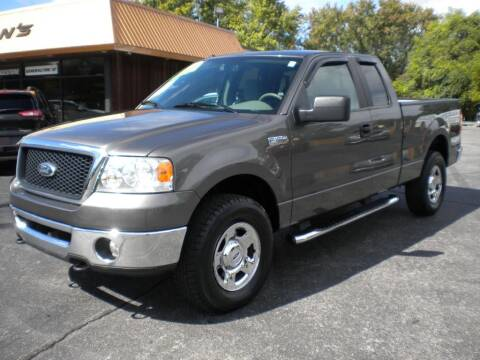2007 Ford F-150 for sale at Houser & Son Auto Sales in Blountville TN