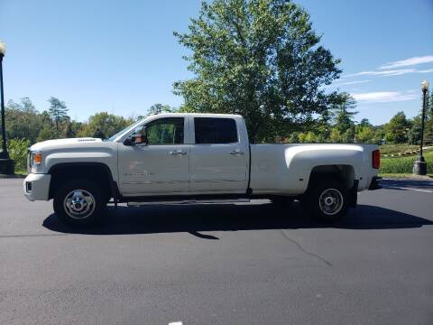 2017 GMC Sierra 3500HD for sale at GRS Auto Sales and GRS Recovery in Hampstead NH