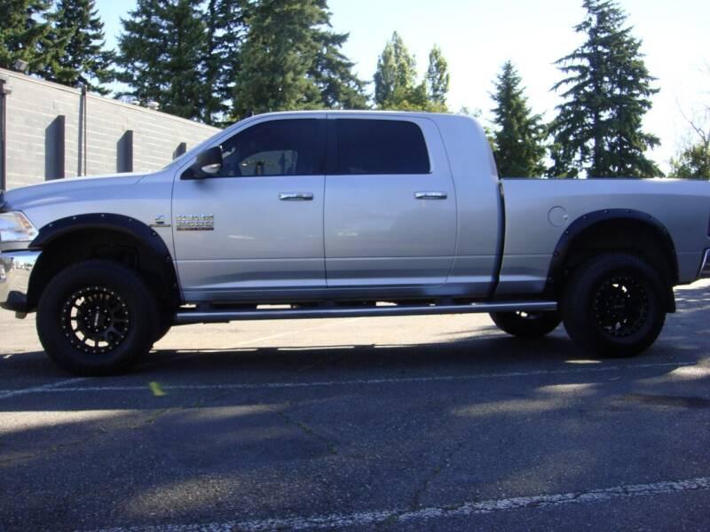 2016 RAM Ram Pickup 2500 for sale at Western Auto Brokers in Lynnwood WA