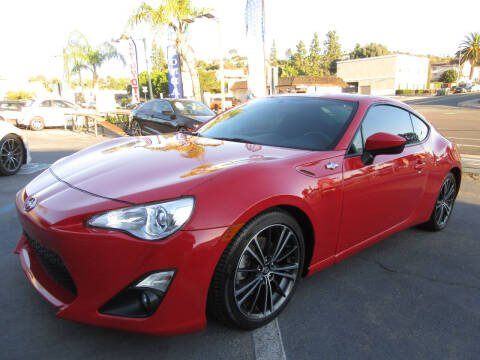 2016 Scion FR-S for sale at Eagle Auto in La Mesa CA