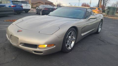 2002 Chevrolet Corvette for sale at Silverline Auto Boise in Meridian ID