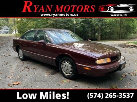 1998 Oldsmobile Eighty-Eight for sale at Ryan Motors LLC in Warsaw IN